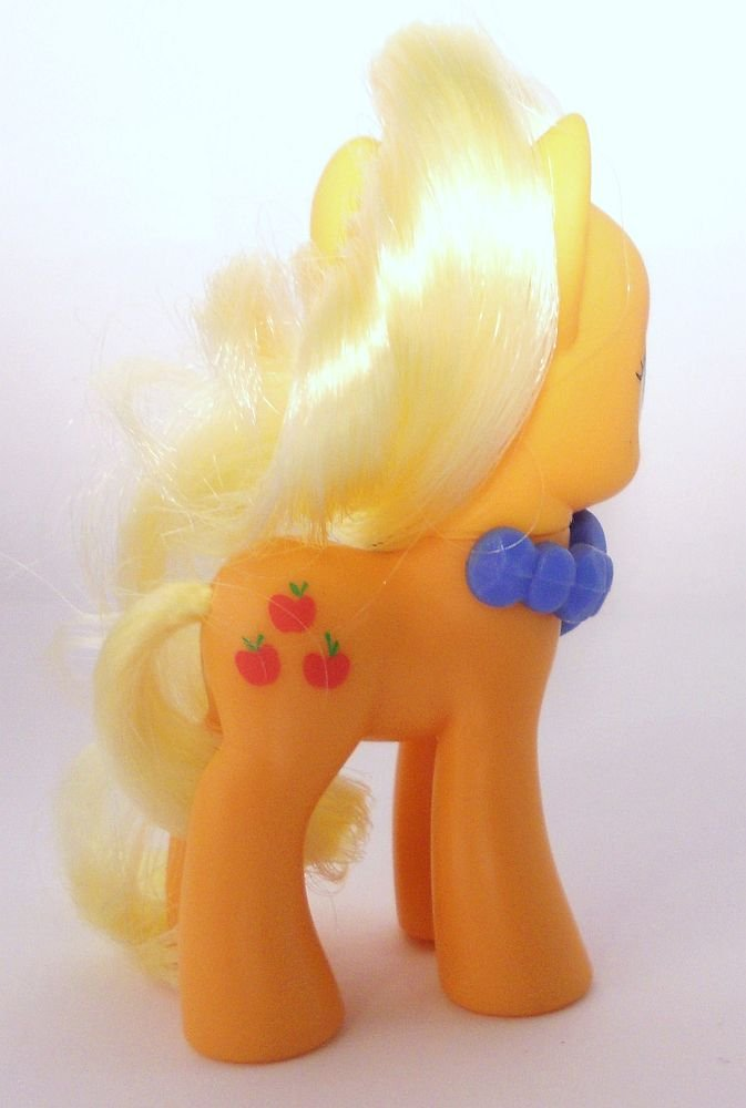 My Little Pony Applejack G4 Loose Orange Pony