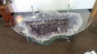Amethyst Coffee Table - Amazing!