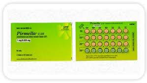 Pirmella 1-35 1mg 35Mcg Tab 3X28 by Lupin Pharma