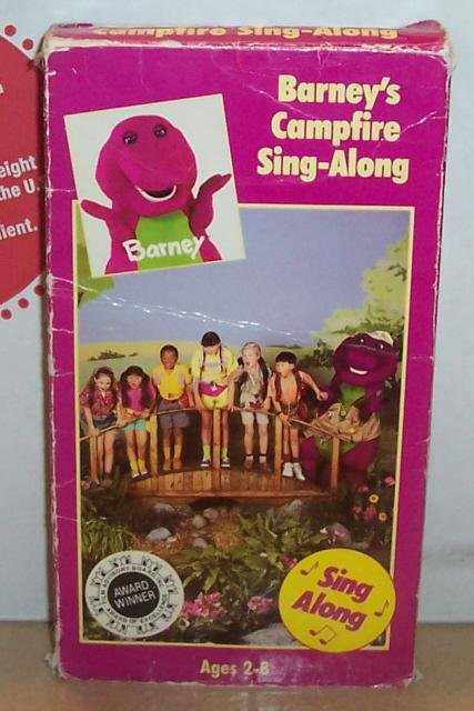Barney Campfire Sing Along Luci S