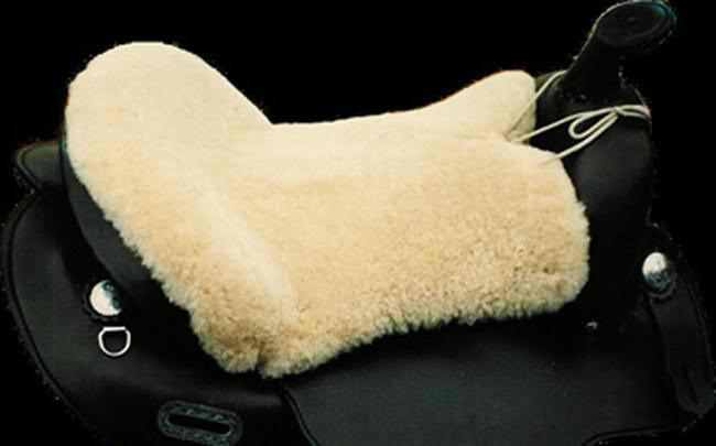 JMS Western SEAT CUSHION seat saver for Western or