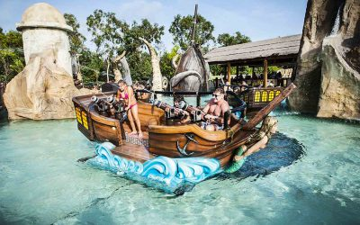 Splash battle - pirate