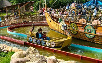 Flume ride - Hansa park