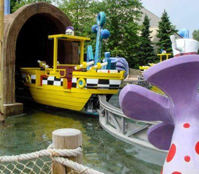 Splash battle - Rail - Movie park