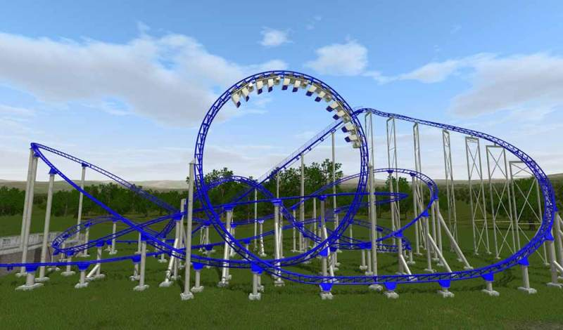 render-of-coaster-loop