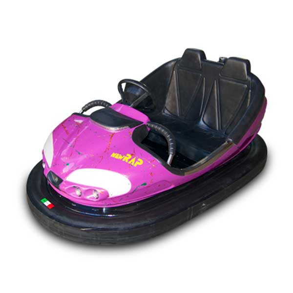 Bumper car - Maxi New Rap