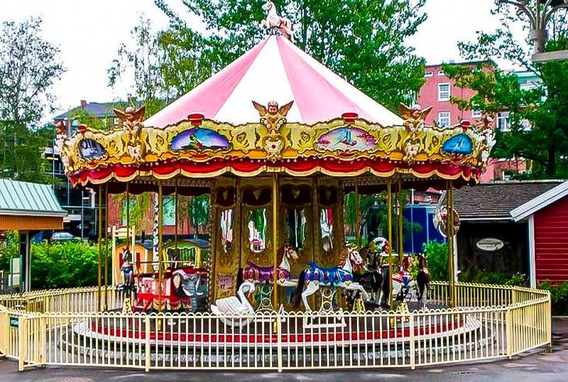 Carousel - Merry go round - 8m