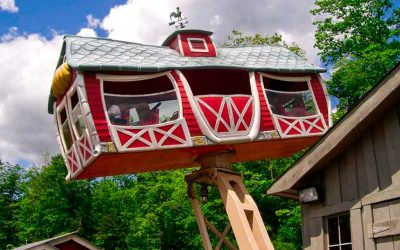 Crazy house - Farm version