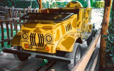 Safari car - Vehicle