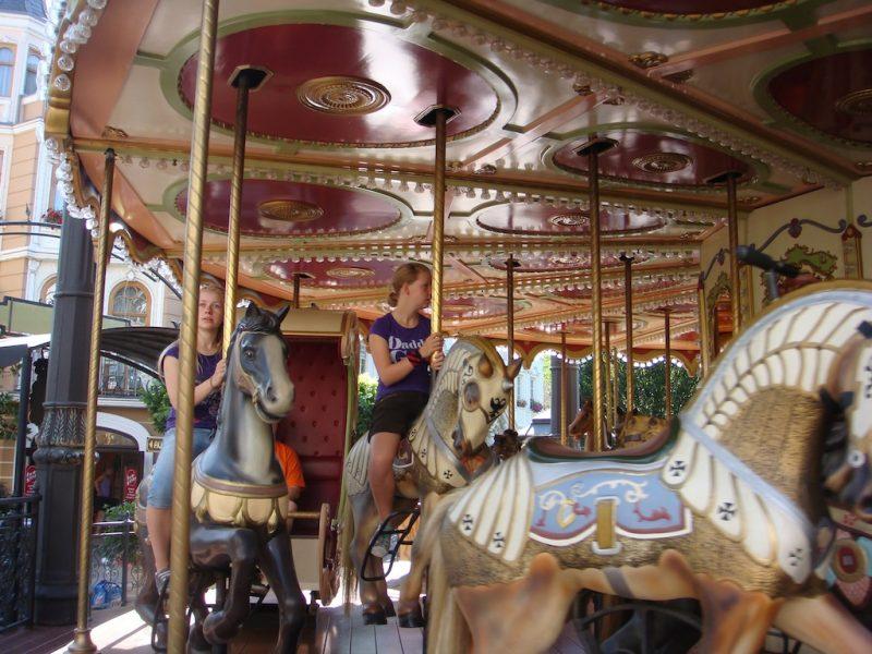 Carousel 13.6 mt