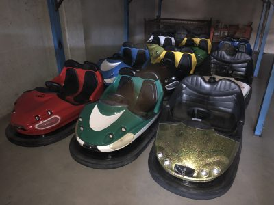 Second hand - Bumper car - Mini