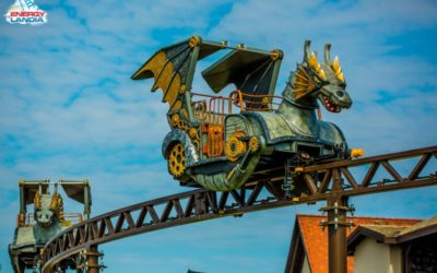 Monorail Dragon Energylandia - 3