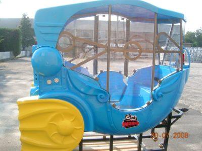 Monorail Future Kid 2