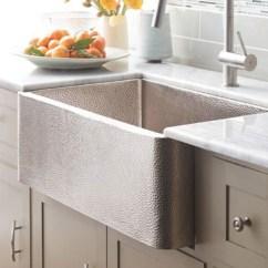 Cement Kitchen Sink Chrome Faucets Copper And Sinks Ottawa Preston Bath Farm House Hammered