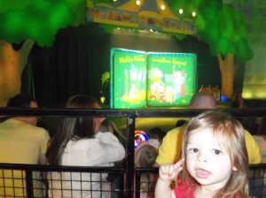 In The Night Garden Live, In The Night Garden, Iggle Piggle, Upsy Daisy, Makka Pakka, Ninky Nonk, Pinky Ponk, Pontipines, Tomliboos