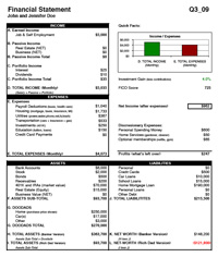 Download Excel Financial Statement