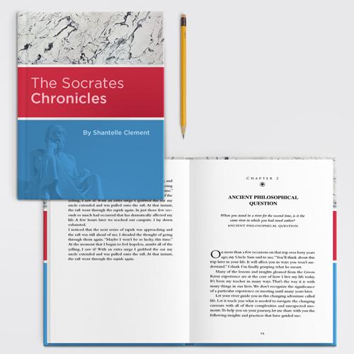 8x10 self publishing book