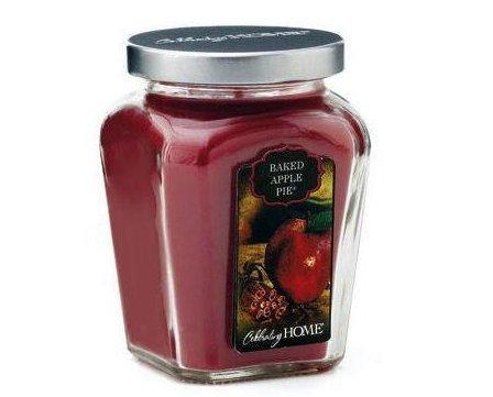 Celebrating Home Baked Apple Pie Jar Candle 75 Oz OOS