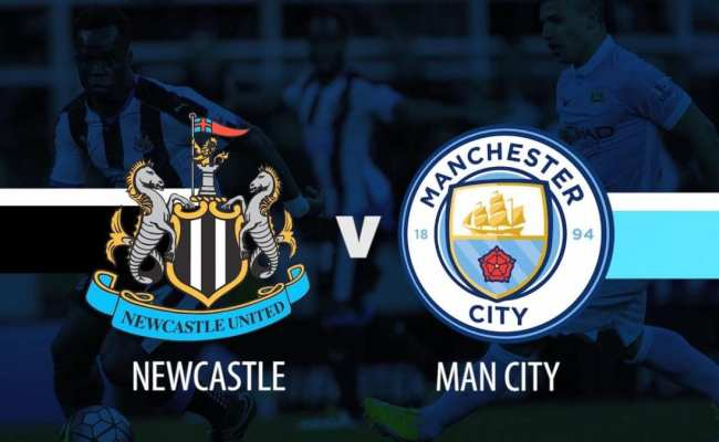 Newcastle V Man City Saturday Lunchtime Prestwich