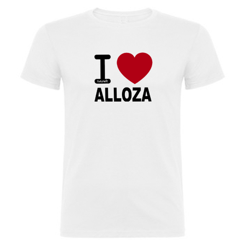 alloza-teruel-pueblo-love-broadway-camiseta