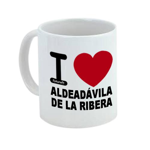 pueblo-aldeadavila-ribera-salamanca-taza-love