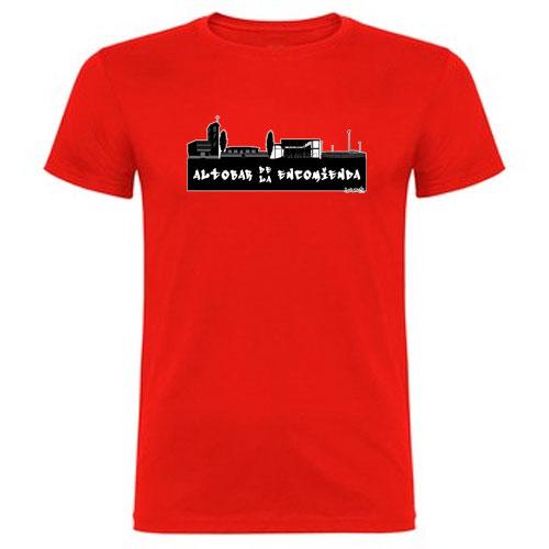 """Camiseta Altobar de la Encomienda """"Skyline"""""""
