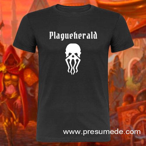Camiseta Gloomhaven Plagueherald