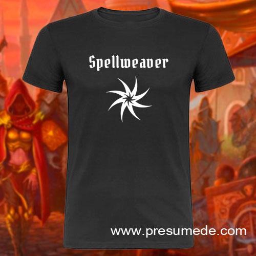Camiseta Gloomhaven Spellweaver