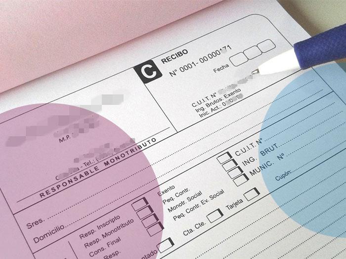 Monotributo: cómo imprimir la nueva factura obligatoria