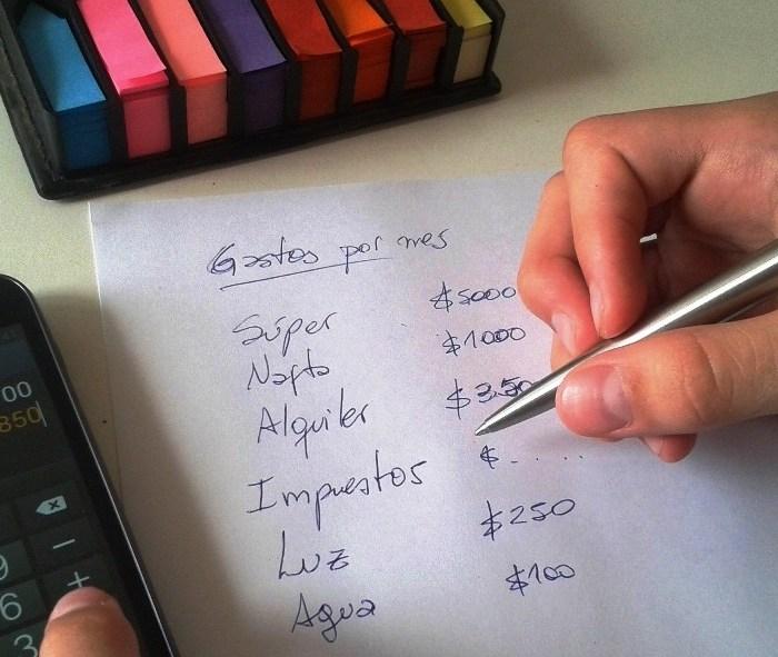 7 claves para armar tu presupuesto en 2015
