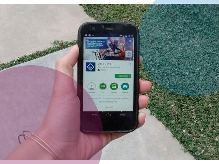 """""""Vale"""": cómo es la aplicación para hacer transferencias desde el teléfono"""