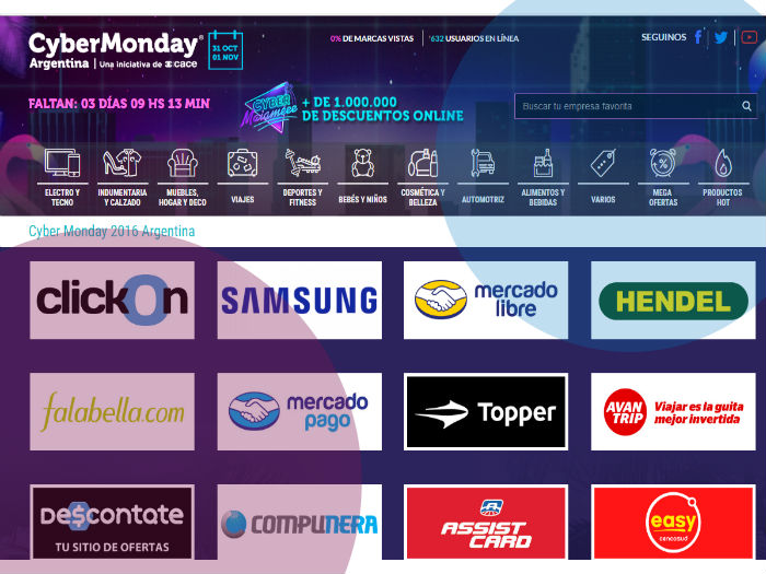 Cyber Monday: recomendaciones y tips para hacer buenas compras