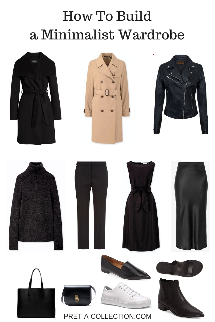 Capsule wardrobe my way - a year without shopping