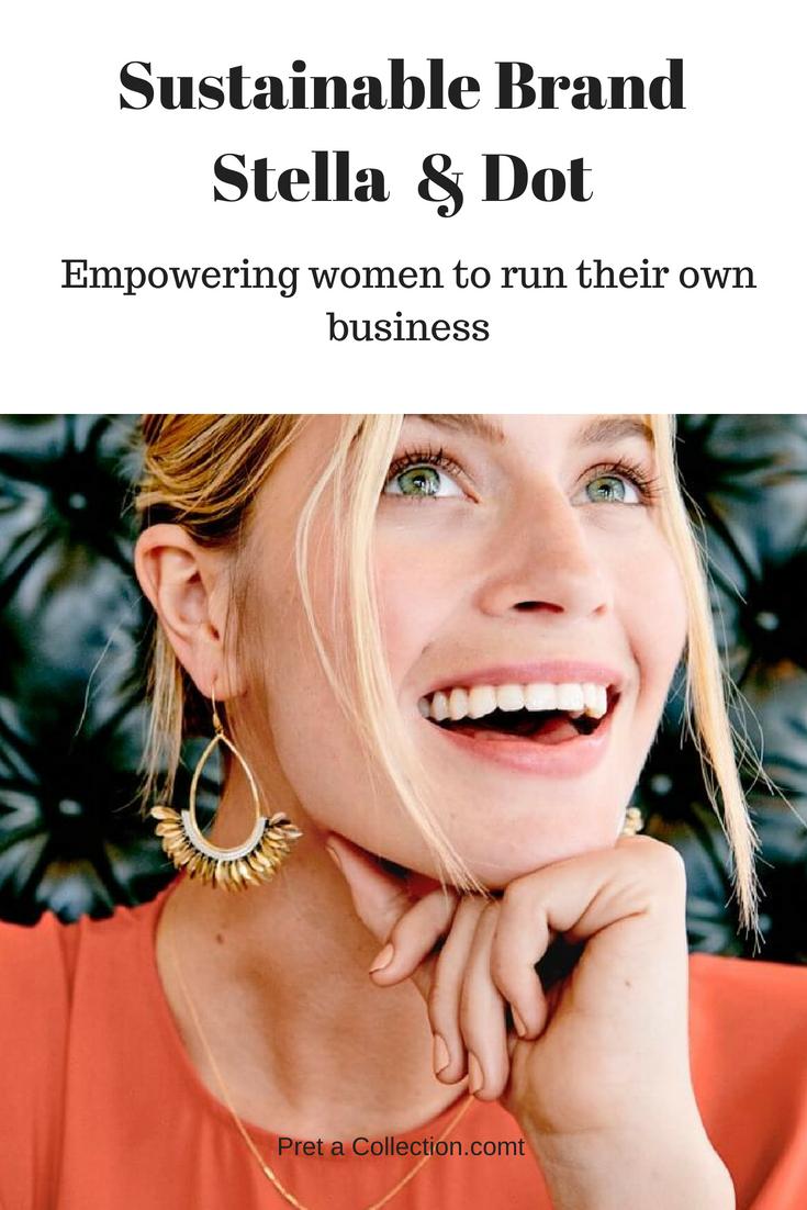 Stella & Dot - empowering women in business