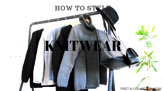 How to style knitwear