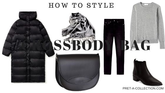 How To Style Crossbody Bag