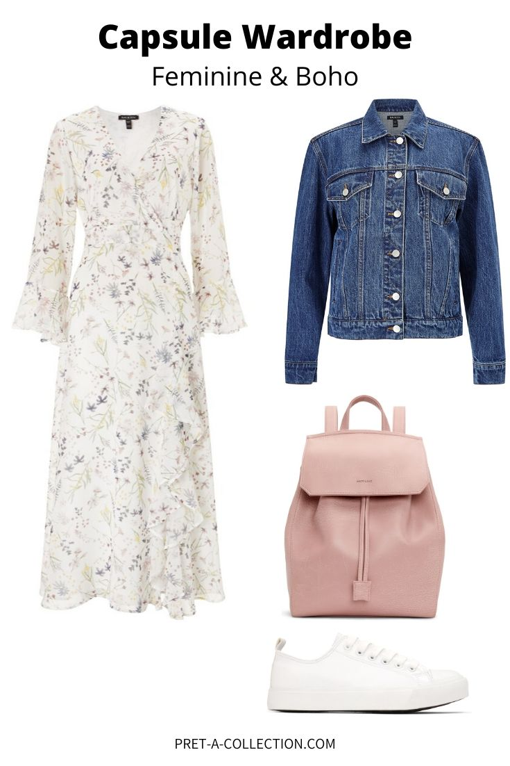 How to add colour to your wardrobe, feminine and boho