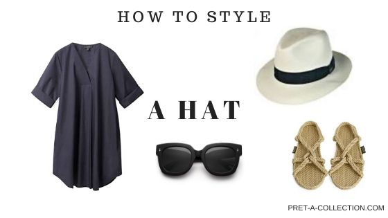 How to wear a hat