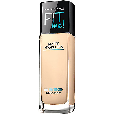 new  nueva Fit Me Matte + Porless