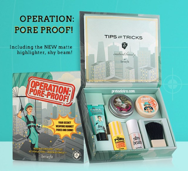 Benefit: Operation Pore Proof Set