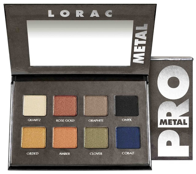 New in Lorac Cosmetics
