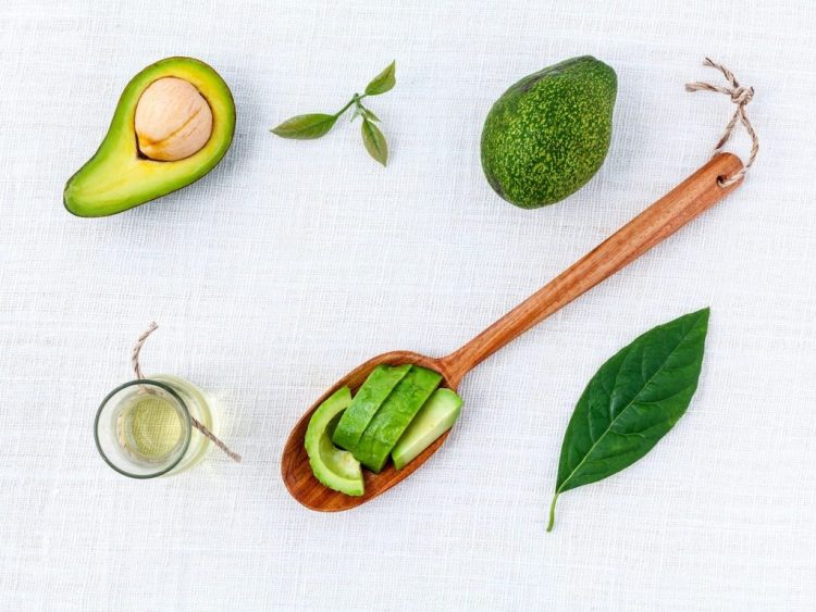 The benefits of avocado heart