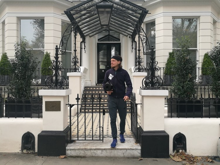 Personal trainer in Belgravia home