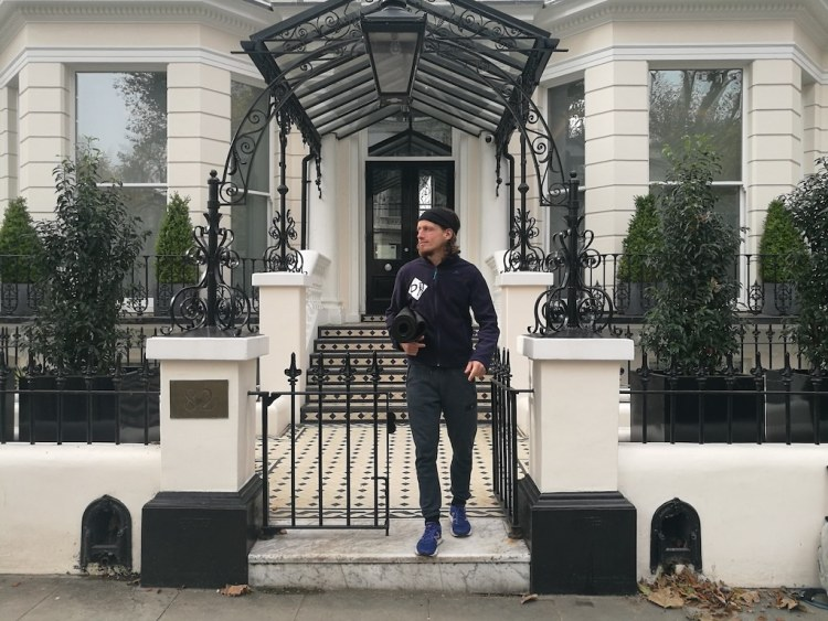 personal trainers in hampstead home