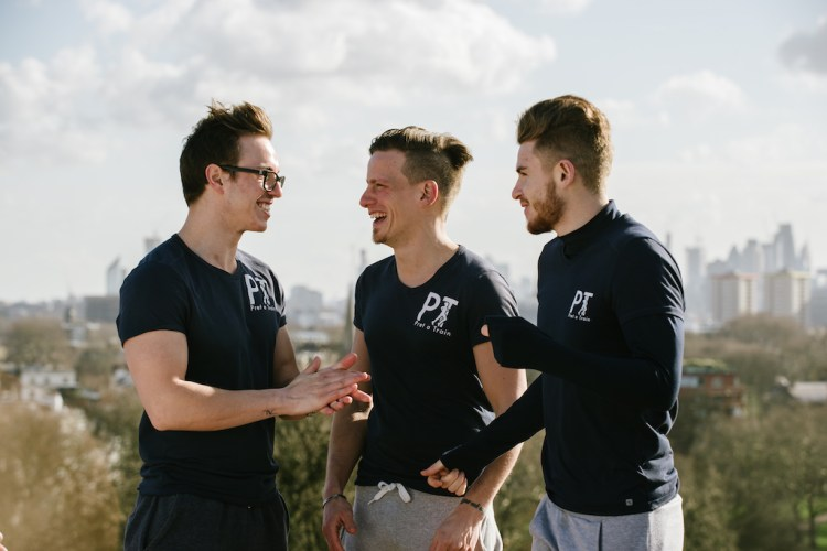 Personal Trainers in Greenwich team