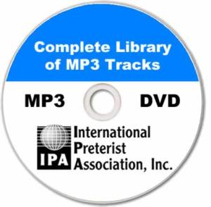 Complete Library of MP3 on DVD