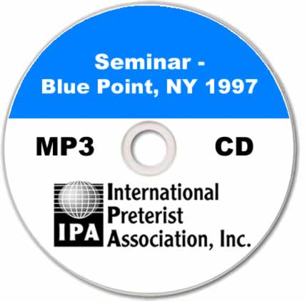 Seminar - Blue Pt NY (7 tracks)