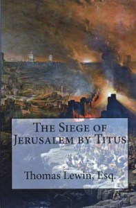 Siege of Jerusalem By Titus