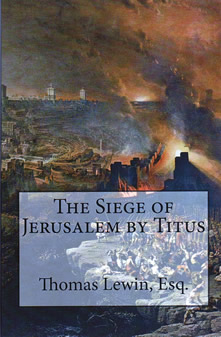 Siege of Jerusalem By Titus