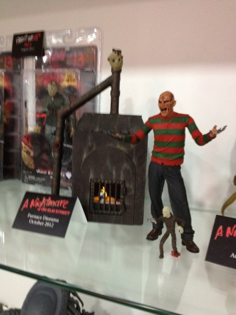 SDCC - NECA Nightmare on Elm Street